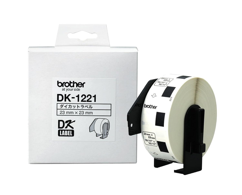 ブラザー工業 QLシリーズ用食品表示用ラベル DK-1221