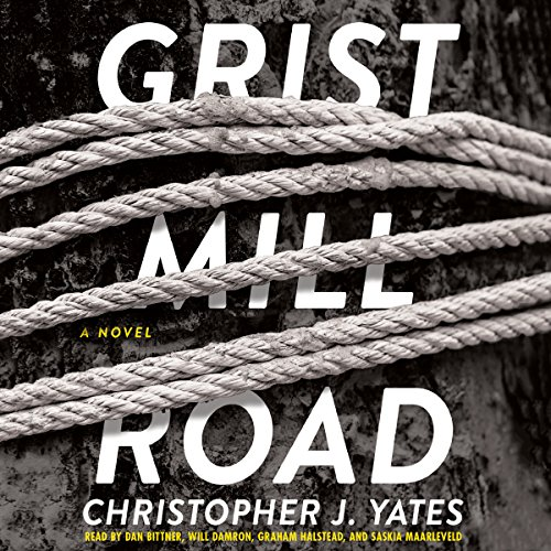 Grist Mill Road audiobook cover art