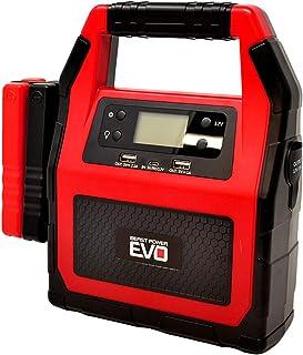 BEAST POWER EVO ジャンプスターター 12V 24V 大容量 40000mAh ガソリン/ディーゼル車対応 最大電流 1200A 安全保護機能付き