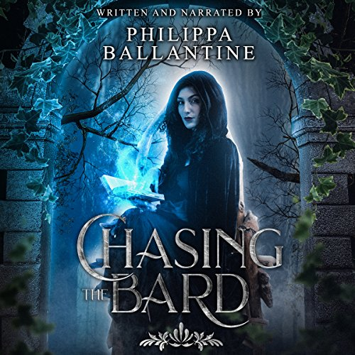 Chasing the Bard  audiobook cover art