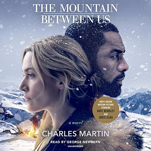 The Mountain Between Us audiobook cover art