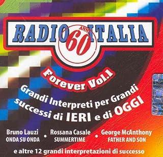 radio italia anni 60 forever vol.1 AudioCD