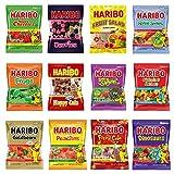 Haribo Gummy Gummies Candy Assorted Variety...