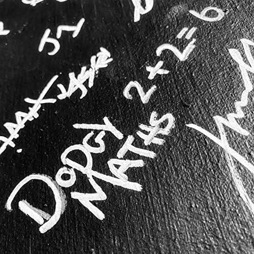 Dream XXVI & DODGYMATHS