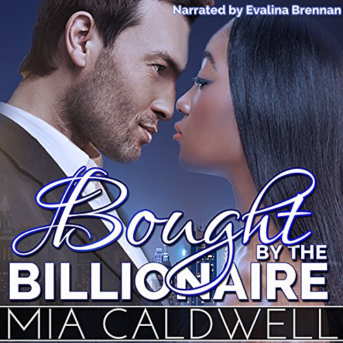 Bought by the Billionaire audiobook cover art