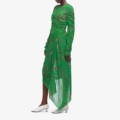 Preen by Thornton Bregazzi Teresa Dress (Emerald Garland) Women