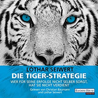 Die Tiger-Strategie Titelbild