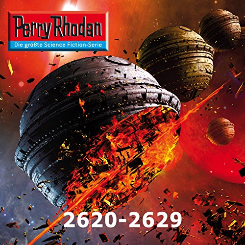 Perry Rhodan, Sammelband 23 audiobook cover art