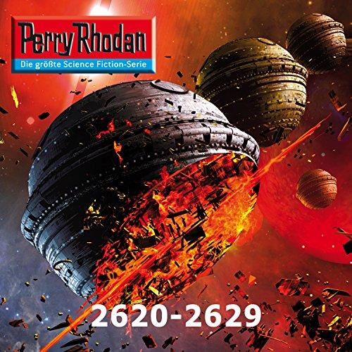 Perry Rhodan, Sammelband 23 Titelbild