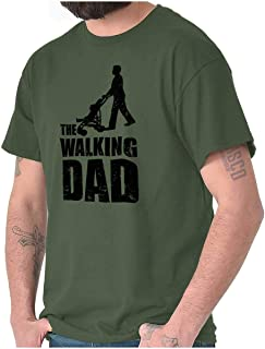 Stroller Dad Funny Father Zombie TV Show T Shirt