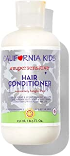 California Baby Super Sensitive Hair Conditioner (8.5 ounces). Perfect for Anyone with Sensitive Skin. This Scalp-Friendly...