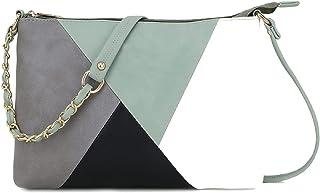 Markscott Women Sling Bag Blue Pack of 1