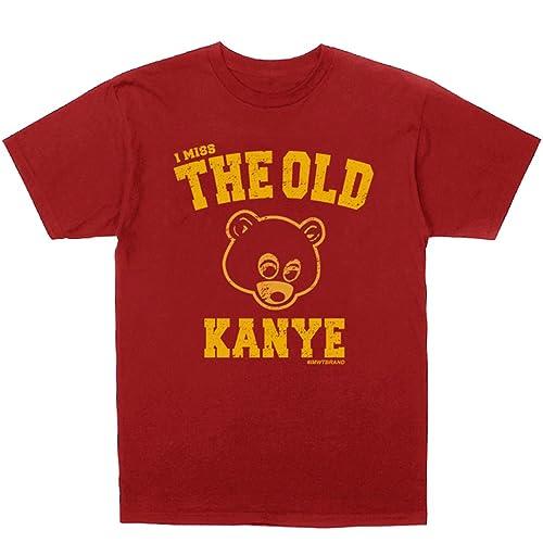 a1840d66bd73dc Kanye West I Miss The Old Kanye College Dropout T-Shirt + Hip-Hop