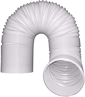 TIYAJOM Ac Exhaust Hose. Portable Exhaust Vent with 5.9