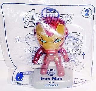 McDonald's 2019 Avengers Iron Man Happy Meal Toy