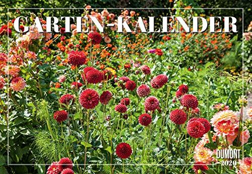 Garten-Kalender 2020 - Broschürenkalender - mit informativen Texten - mit Jahresplaner - Format 42 x 29 cm