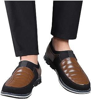YunYoud Sneakers Invernali Scarpe da barca Scarpe da uomo Le