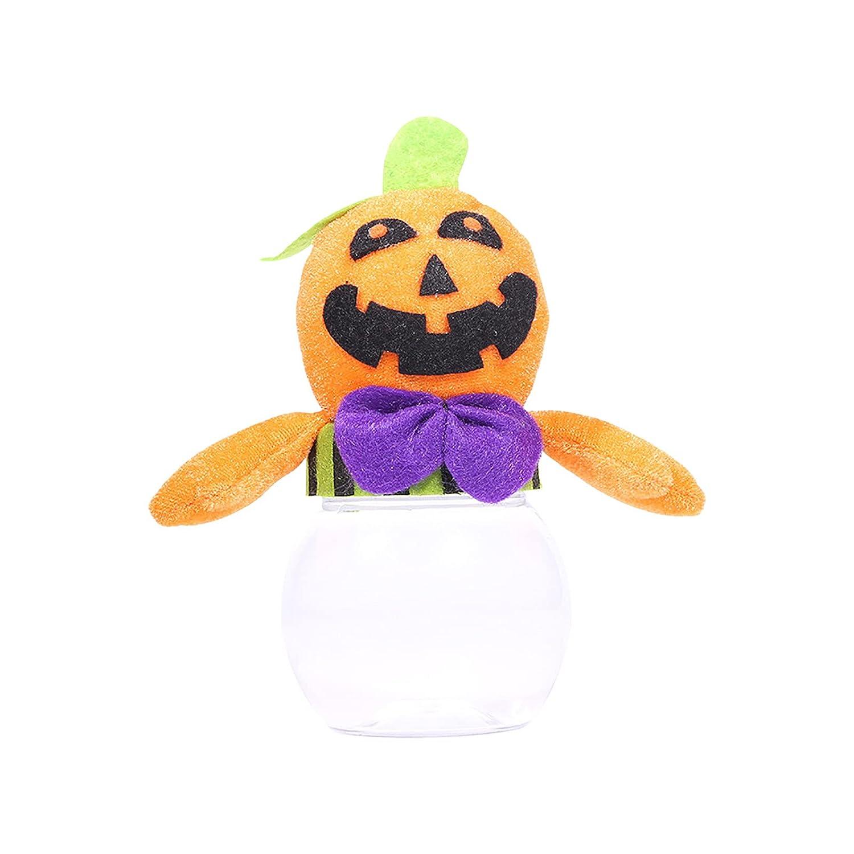 Halloween Candy Ranking TOP11 Box Storage Gift Ha Jar Tulsa Mall 3D Pumpkin