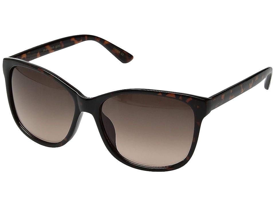 Steve Madden Madden Girl MG899108 (Tortoise) Fashion Sunglasses