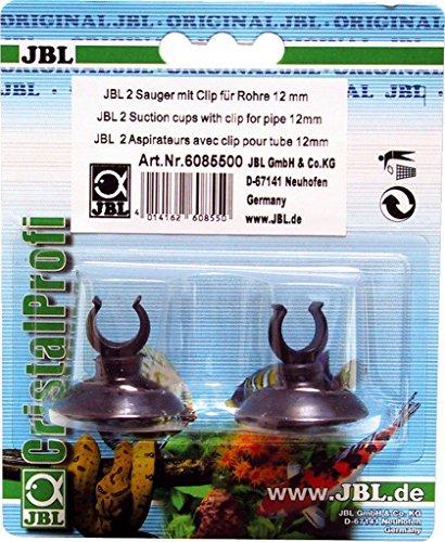 JBL Clipsauger 6085500 Gummi-Halterung für Objekte von 12 mm Durchmesser