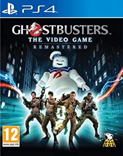 H2 Interactive Ghostbusters The Video Game Remastered SONY PS4 PLAYSTATION 4 REGION FREE JAPANESE IMPORT