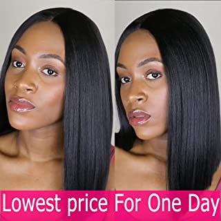 Best lace front bob wigs synthetic Reviews