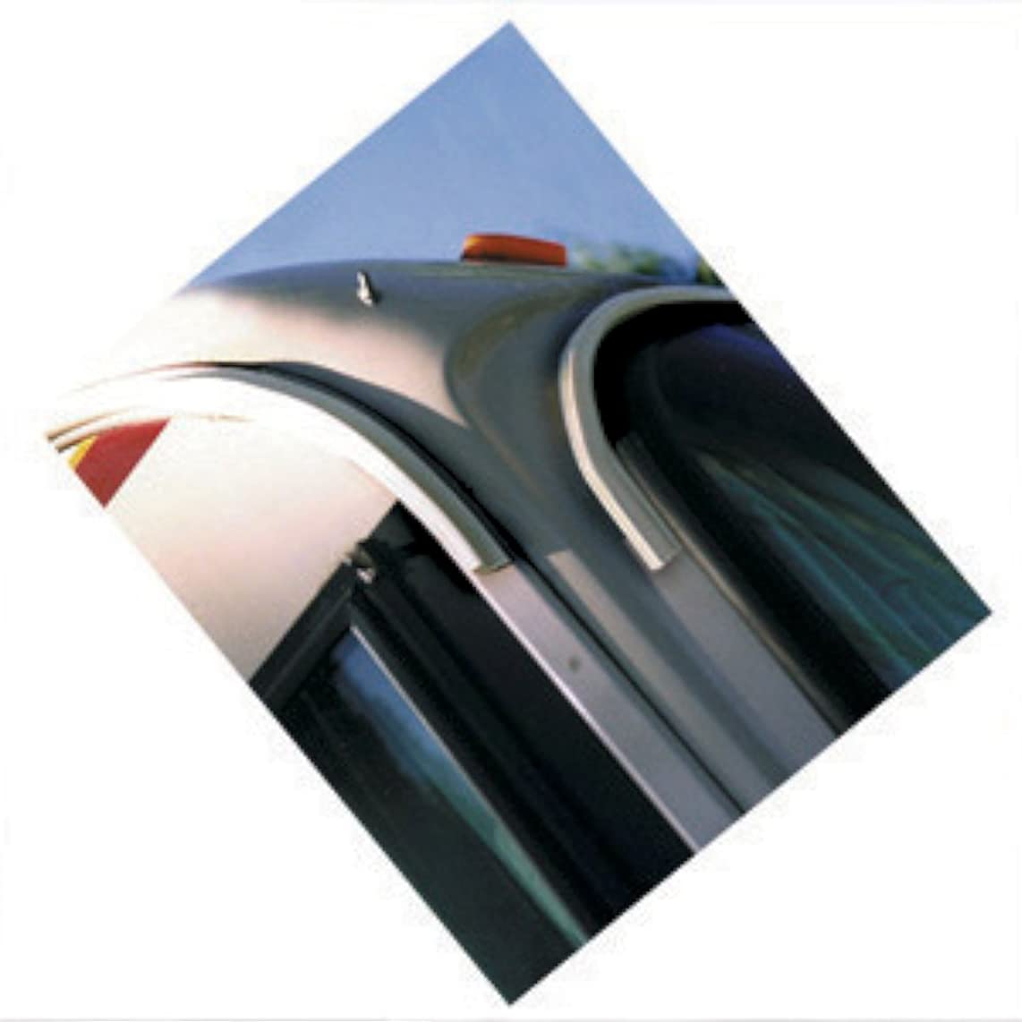 Essential Products BL05002 Black 50' EZE RV Gutter