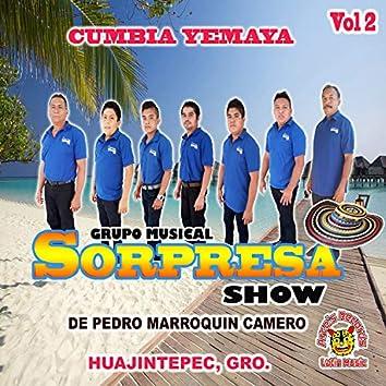 Cumbia Yemaya, Vol. 2