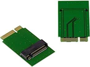 Kalea-Informatique - Adaptador M2 (NGFF) a Mac 2012 - para montar un SSD M2 en lugar y Plaza del SSD de origen en 8 + 18 p...