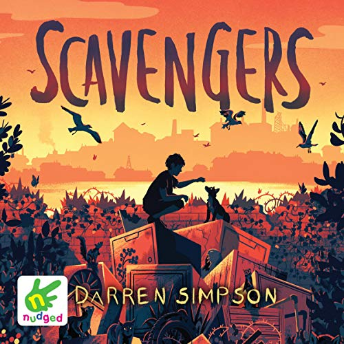 Scavengers cover art