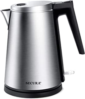 Best stainless steel electric kettle Reviews