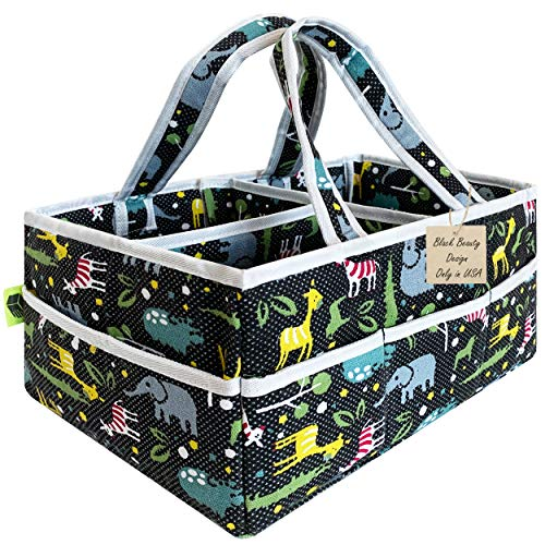 Diaper Bag Organizer – Extra Large Caddy Organizer (5 Prints Available)