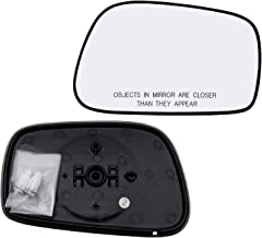 New Replacement Passenger Side Mirror Glass W Backing Compatible With Toyota Corolla Matrix Pontiac Vibe Sold By Rugged TUFF