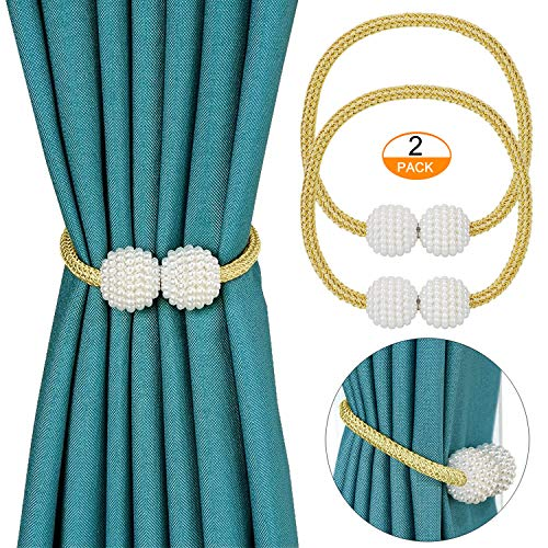 Pinowu Magnetic Curtain Tiebacks...
