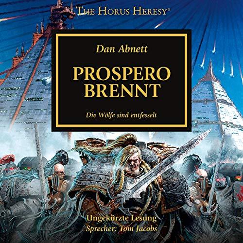 『Prospero brennt - Die Wölfe sind entfesselt』のカバーアート