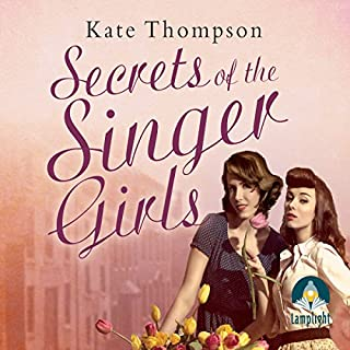 Secrets of the Singer Girls cover art