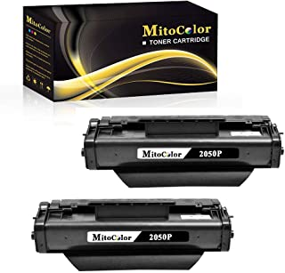 MitoColor Compatible for 2050P Toner Cartridge for Canon Laser Class 2050 2050P,Printer, 2 Pack