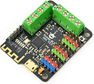 DFRobot Romeo BLE Mini - Small Robot Control Board with Bluetooth 4.0 and Motor Driver Based on Arduino