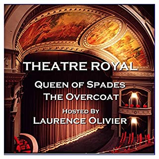 Theatre Royal - Queen of Spades & The Overcoat: Episode 1 audiobook cover art