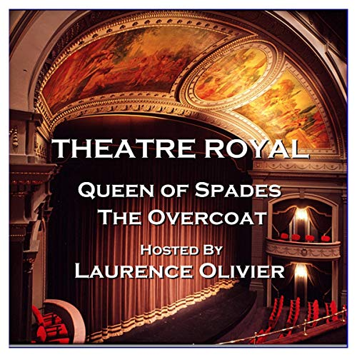 Theatre Royal - Queen of Spades & The Overcoat: Episode 1 cover art