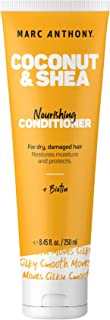 Marc Anthony 100% Extra Virgin Coconut Oil & Shea Butter Hydrating Conditioner, 250 ml