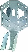 Simpson Strong Tie LSU26 18-Gauge 2x6 Light Adjustable U Joist Hanger 25-per Box