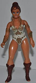 Vintage Teela (Series 1) (1982) Wave 1 - Original He-Man and the Masters of the Universe - MOTU - Mattel Collectible Action Figure - Loose (OOP) Out of Package & Print