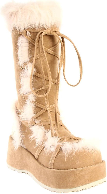 Pleaser Demonia Women's Cubby-311 Boot