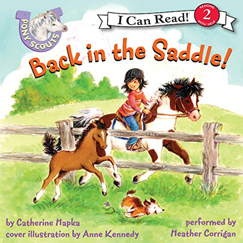 Pony Scouts: Back in the Saddle audiobook cover art