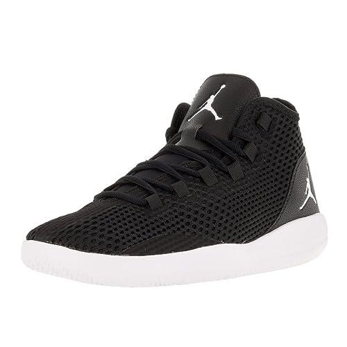 76e855bad60dad Nike Jordan Mens Jordan Reveal Black White Black White Basketball Shoe 11  Men