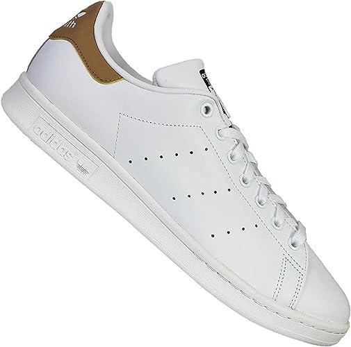 adidas Original Stan Smith Chaussures de Sport Baskets Homme Blanc ...