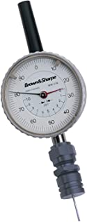 Brown & Sharpe 599-610 Dial Depth Gauge for Small Holes, Indicator Type, 0.650