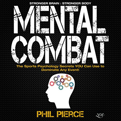 Mental Combat audiobook cover art