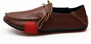 Termee Men Car Driving Shoes Moccasins Mens Loafers Shoes Flats 38-47